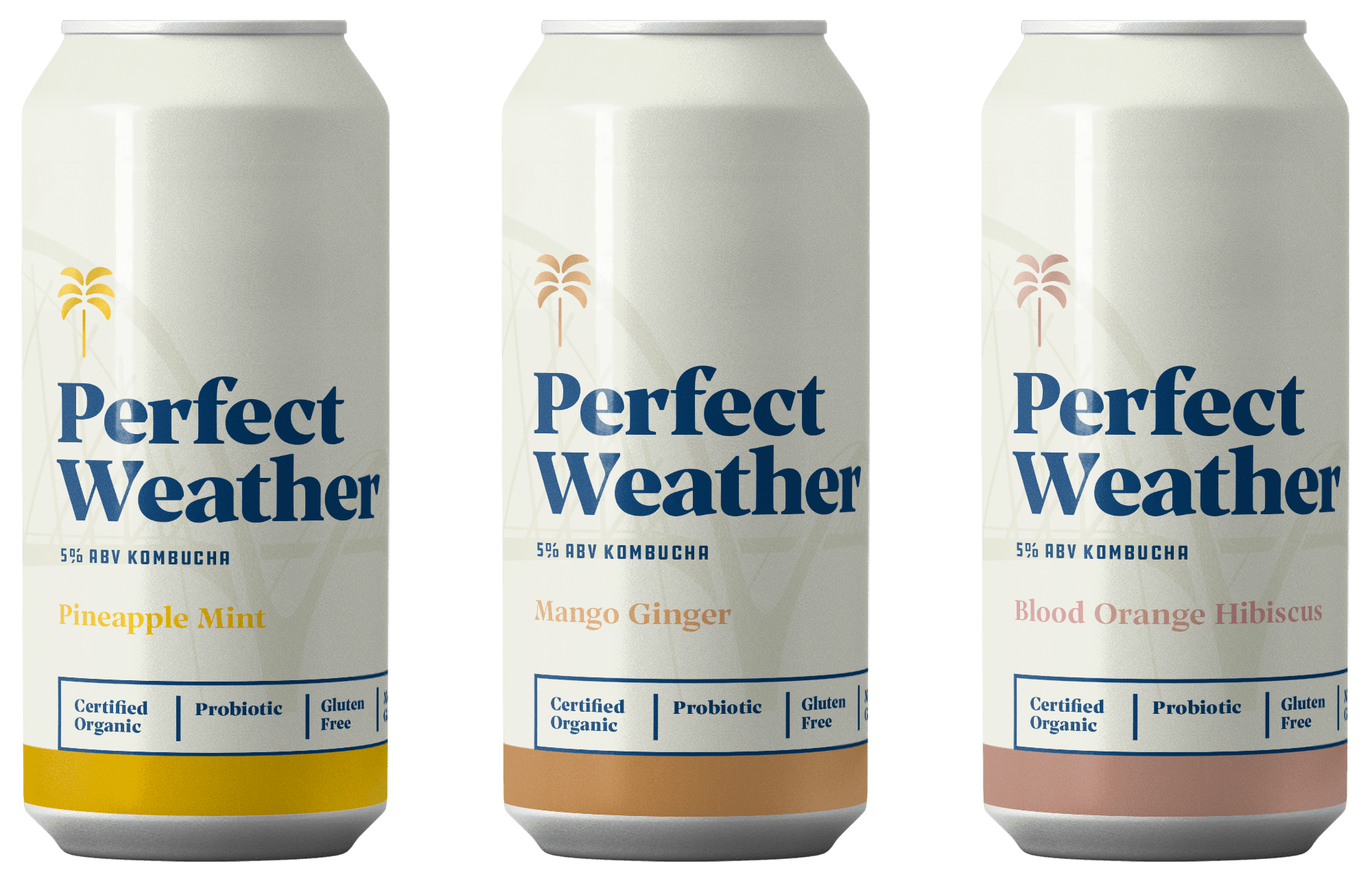 Perfect Weather // Proudly brewed in Los Angeles.